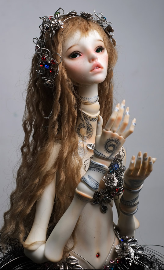 BJD SD Doll Doll 1/3 Doll  Taxi