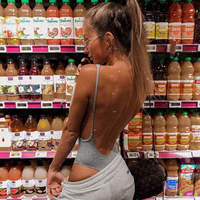 2020 Summer Women Sexy Bodysuit  2