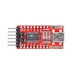 FT232RL FT232 FTDI USB 3,3 V 5,5 V постоянного тока до ttl серийный модуль адаптера мини Порты и разъёмы