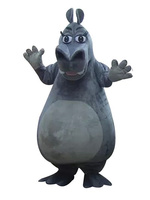 Big Hippo Christmas Mascot Costumes Picture For Adults Halloween Outfit Fancy Dress Suit Free Shipping 2019New