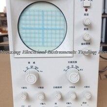 Быстрое прибытие Caltek J2459 небольшой одноканальный аналоговый Осциллограф 2 МГц