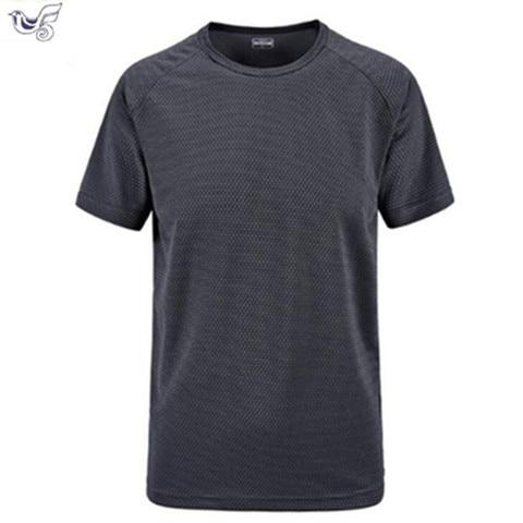 plus size M~6XL 7XL summer Brand Tops & Tees Quick Dry Slim Fit T-shirt Men sporting Clothing Short sleeve t shirts Pakistan