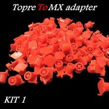 Serin Caz Topre to MX adaptörü Topre değişim içine MX anahtarı Ücretsiz Kargo
