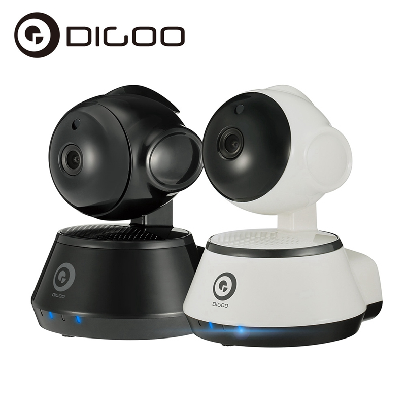 Digoo DG-M1Z 1080P Wifi Camcorder Camera Night Vision SHARK 2.8mm 5.0MP Lens Super Ultra Clear Wired Wireless Two-Way Audio original m1z 5500v 500w