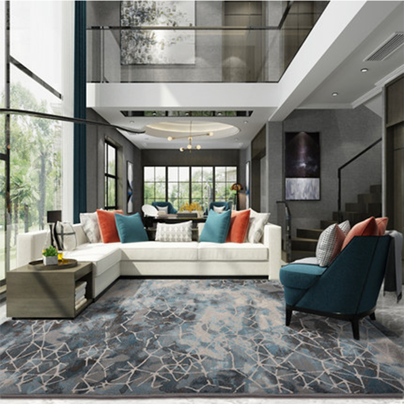 Living Room Large Rugs Modern Style Small And Carpets For Home Area Rug Bedroom 3d Persian Nordic Carpet Long Soft Fluffy Karpet