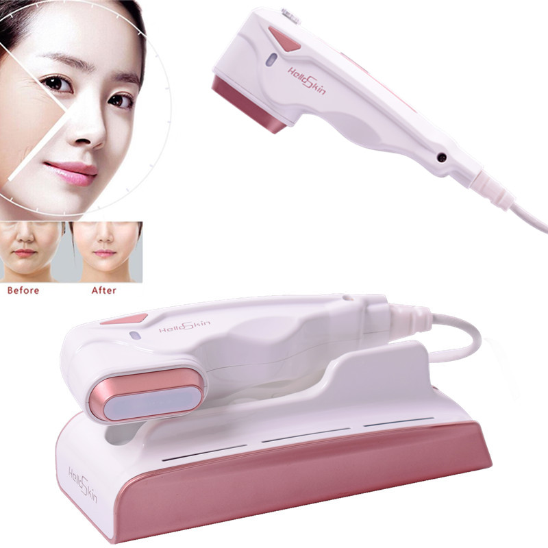 MINI HIFU Multifunctional Skin Care Ultrasonic Facial Beauty Instrument Facial Rejuvenation Anti Aging/Wrinkle Beauty Machine ultrasonic mini hifu high intensity focused ultrasound facial lifting machine face lift rf led anti wrinkle skin care spa beauty