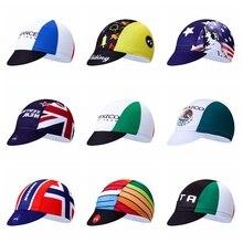 Hat Headband Cycling-Cap Italy Mexico Helmet-Liner Bicycle-Bandana Bike Anti-Sweat Women