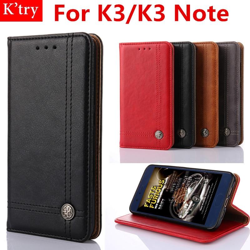 Cas Pour Lenovo K3 A6000 De Luxe Flip Book Style En Cuir Waller Cas Pour Lenovo K3 Note A7000