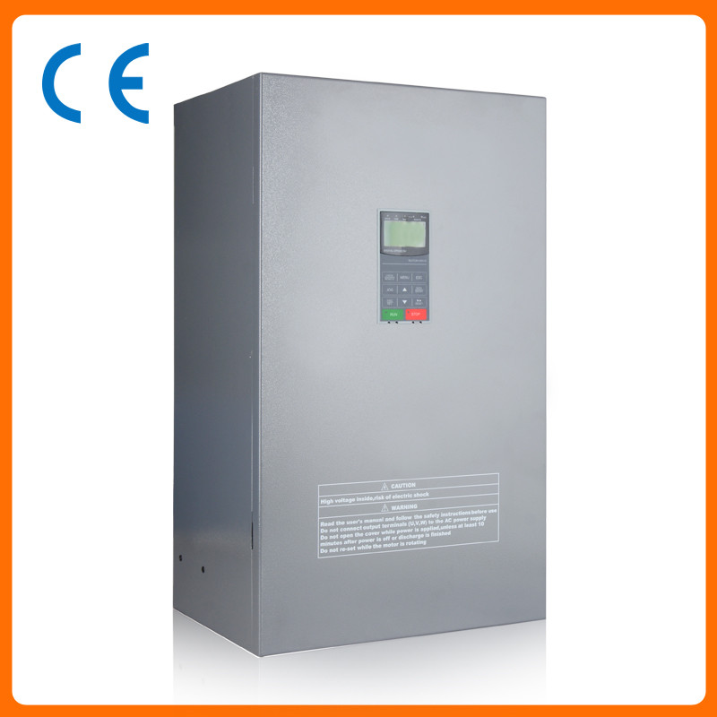 90kw 125HP 300hz general VFD inverter frequency converter 3phase 380VAC input 3phase 0-380V output 176A
