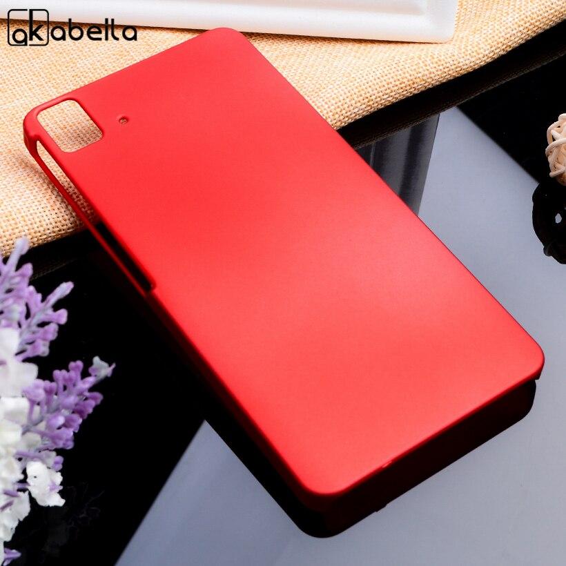 AKABEILA ультра тонкий телефон чехлы для BQ Aquaris E5 3g 4 г версия обложки царапинам Прорезиненные Пластик щит прочный корпус