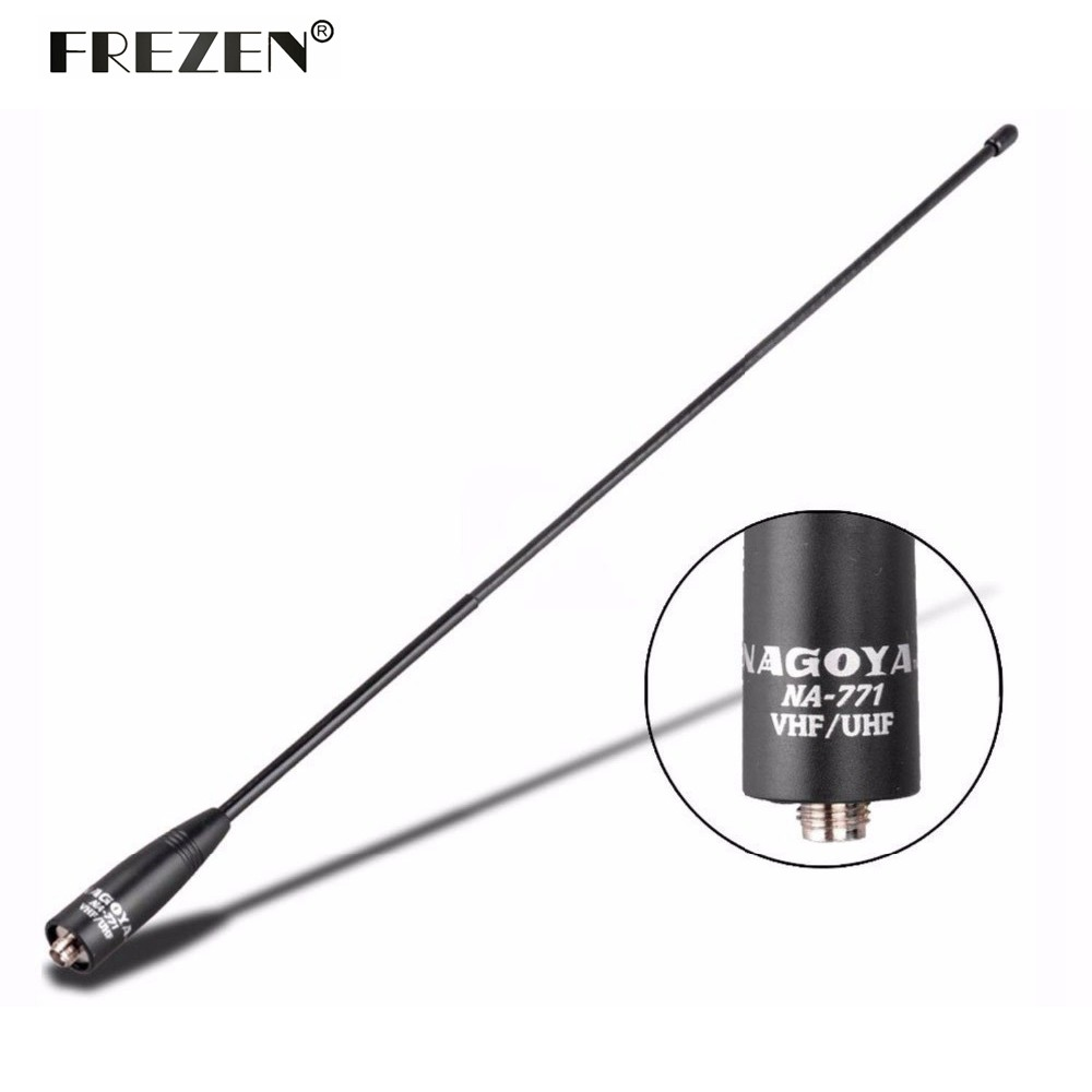 Baofeng Antenna NA-771 SMA-Female/Male  For Radio DUAL BAND 144/430Mhz  For BaoFeng UV-5R UV-82 YAESU VX TF-UV985 BAOFENG J2531A