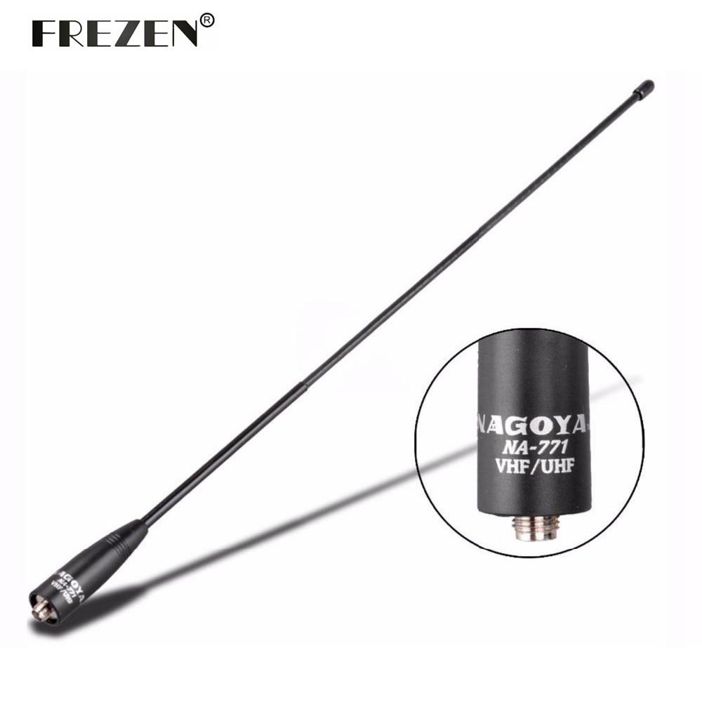 Baofeng Antenna NA-771 SMA-Female/Male  For Radio DUAL BAND 144/430Mhz  For BaoFeng UV-5R UV-82 YAESU VX TF-UV985 BAOFENG J2531A