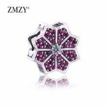 Zmzy original granos del encanto de plata de ley 925 encanto de plata príncipe para pandora charms pulseras accesorios