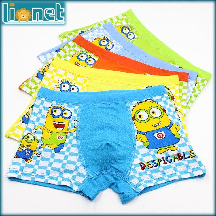 Popular Underwear Minion-Buy Cheap Underwear Minion lots from ...