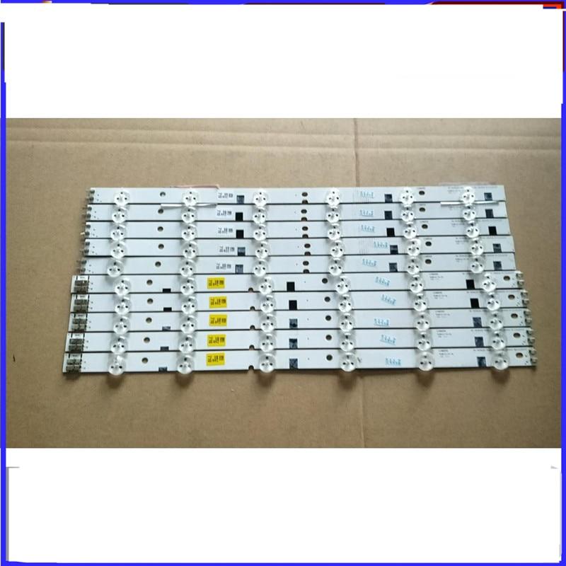 10piece/set   for   SAMSUNG 39 UN39FH500F LED BACKLIGHT D1GE-390SCB-R1 D1GE-390SCA-R1 39-3535LED-60EA-L UA39EH5003R 6+6LEDS10piece/set   for   SAMSUNG 39 UN39FH500F LED BACKLIGHT D1GE-390SCB-R1 D1GE-390SCA-R1 39-3535LED-60EA-L UA39EH5003R 6+6LEDS