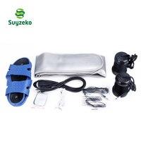 Blood Pressure Regulation ionic foot spa detox machine With Massage Function