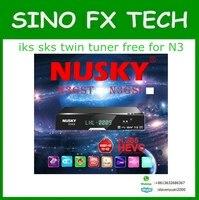 2017 뜨거운 판매 N3GSI 남미 위성 수신기 iks sks 무료 더 tocomfree s929 플러스 칠레 브라