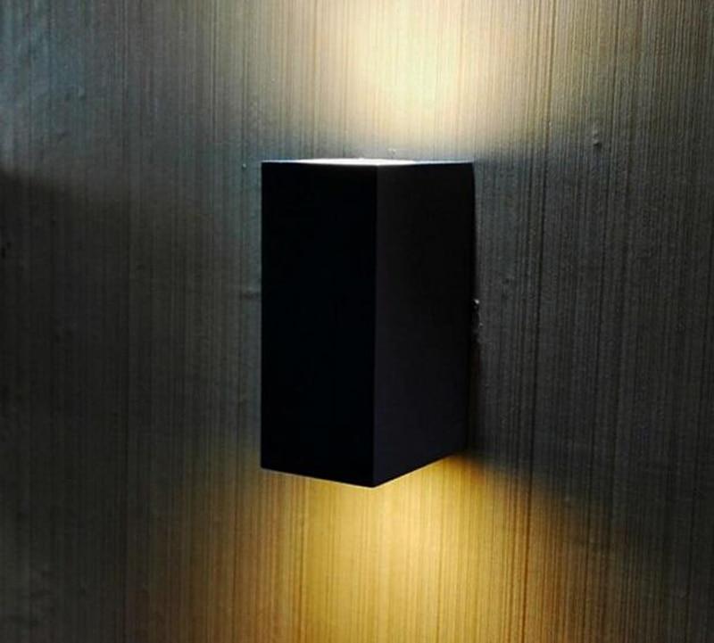 6pcs führte doppelte 2 * 7W PFEILER LED im Freienwandlampe IP67 - Innenbeleuchtung - Foto 5