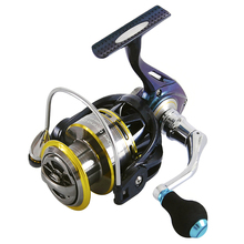 Hot Sale!!Soloplay Chameleon Series 11+1 one-way clucth Spinning reel fishing reel KS1000-KS4000 5.2:1 baitcasting lure fishing