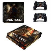 Game Dark Souls PS4 Slim Skin Sticker