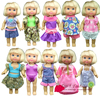 New Arrvial Wholesales 10pcs Lot Clothes And Dress For Mini Kelly Simba Barbie Doll