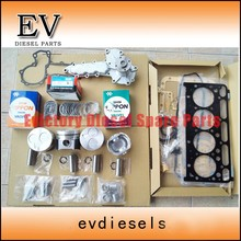 V2203 rebuild kit For Kubota V2203 piston piston ring cylinder liner full gasket kit main con