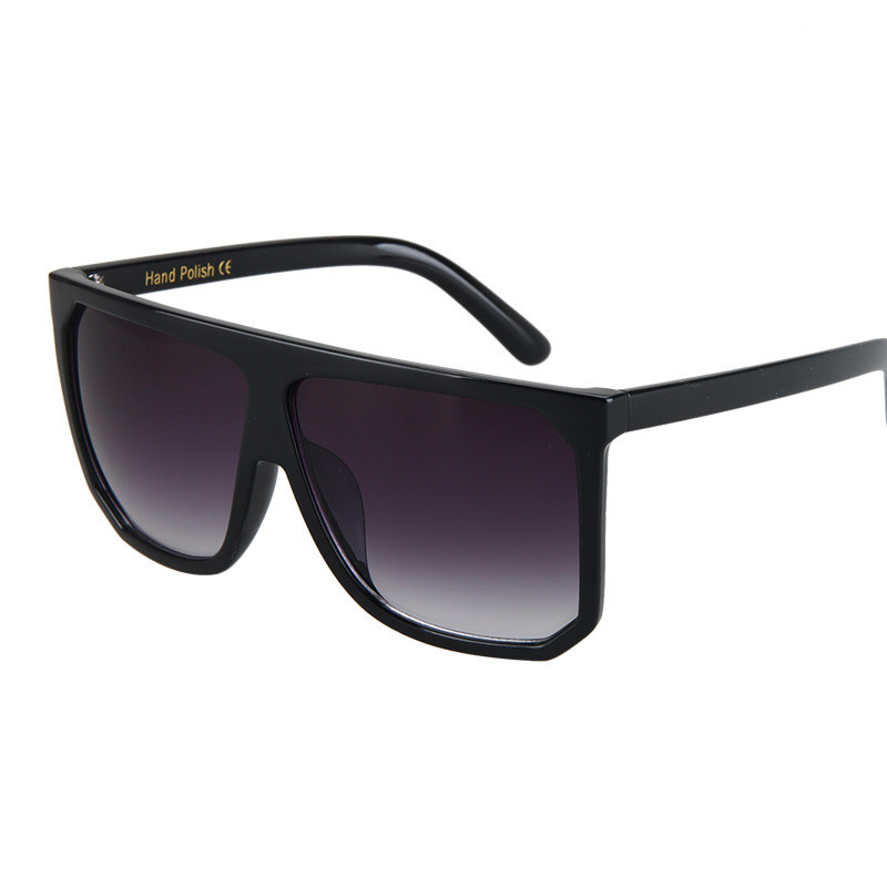 4b6bff9e4bb647 Hoge Kwaliteit Merk Designer Vrouw Zonnebril Grote Vierkante Vintage Mens  Zonnebril Cool Oversized Zonnebril Gafas mujer UV400 in Hoge Kwaliteit Merk  ...