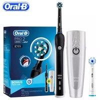 Oral B 3D Pro2000 Sonic Smart Toothbrush Pressure Sensor Charging Indicator Pro2000 Toothbrush