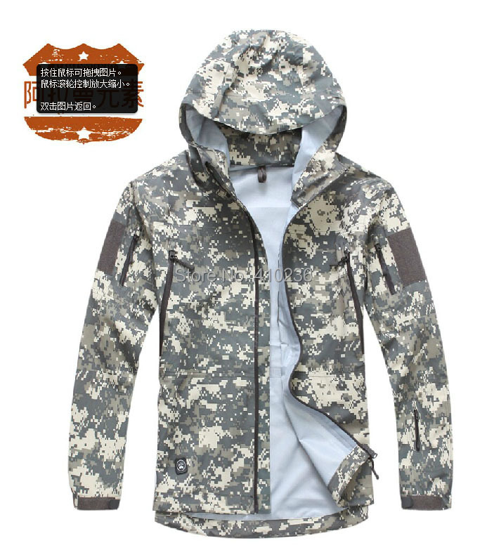 Jackets Discount Coat Camouflage