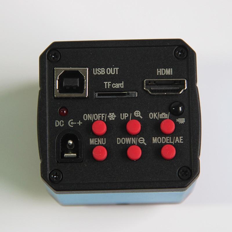 """""""Luckyzoom HD 14MP HDMI USB"""" skaitmeninė pramonės vaizdo kamera - Matavimo prietaisai - Nuotrauka 4"""