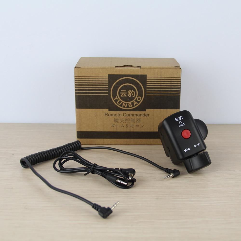 Free shipping LANC or ACC jack Camera Zoom Remote Controller 190P 198P AX2000E A1C Z1C Z5C Z7C V1C FX1E 1500c MC2500 FX1 цена и фото