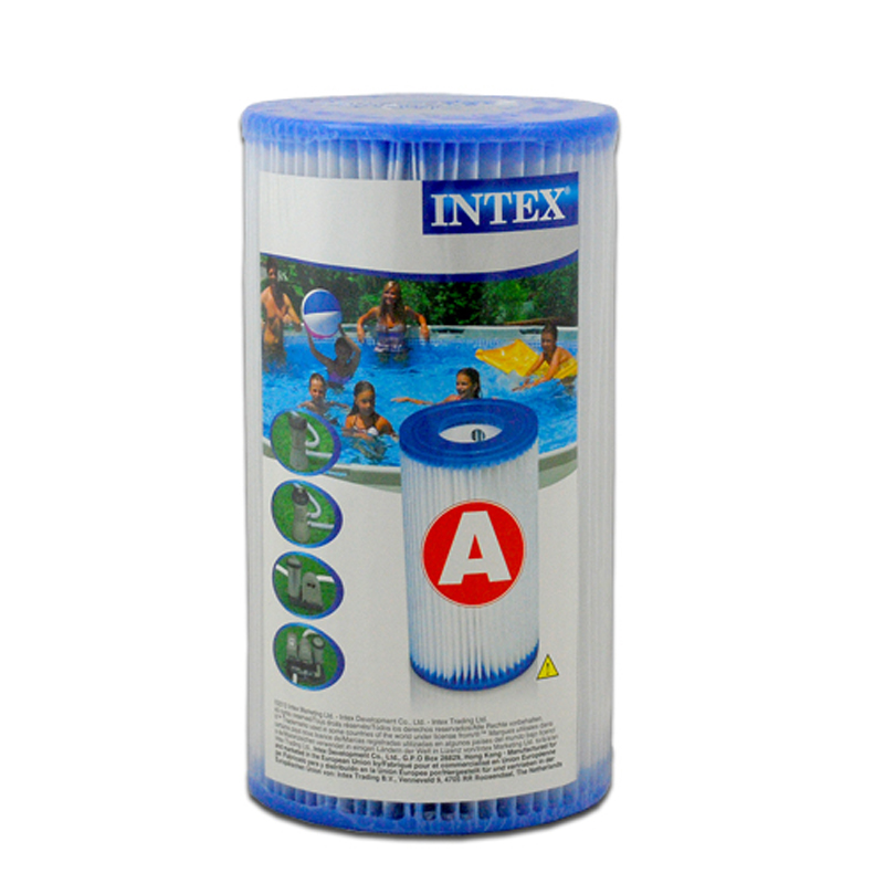 INTEX svømmebassengfilterpatron type A 29000 for bassengvannfilter