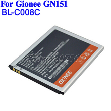 1800mAh Gionee BL-C008C Battery For Gionee Mobile Phone GN151 Batteria