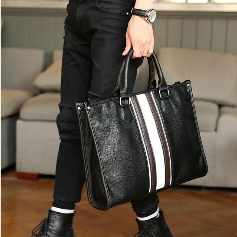 Tidog британский бизнес сумки ретро мужские сумки досуга плечо портфель