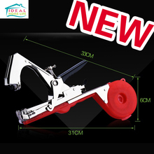 2017 NEW Bind branch Machine garden Tools Tapetool Tapener Packing Vegetable's stem Strapping Cortador Huerto Grape Binding