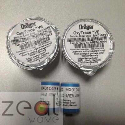 O2 capteur Oxytrace AVEZ pour Drager Savina ventilateur MX01049 Capteur D'oxygène