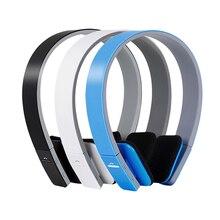 Nueva llegada inalámbrica bluetooth headset auriculares steroe profesional running auriculares para todo el teléfono elegante reproductor de mp3