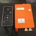 Цифровой черный светодиодный контроллер для душа термостат жидкокристаллический смесительный клапан 2/3 струйная черная душевая панель кр...