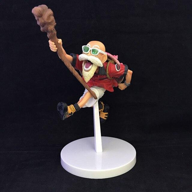 Dragon Ball Kame Sennin PVC Action Figure Tropical Color Ver. Master Roshi PVC Model Kids Gifts no retail box (Chinese Version) 5