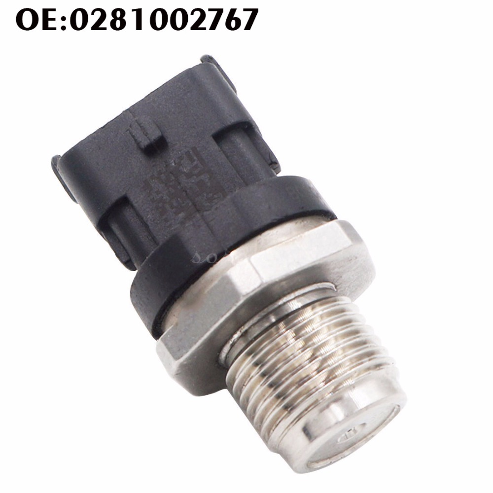 0281002767 DIESEL CR Common Rail Fuel High Pressure Sensor Regulator For FIAT PUNTO IDEA 1.9 JTD 4897501 504052424 0281002398 image