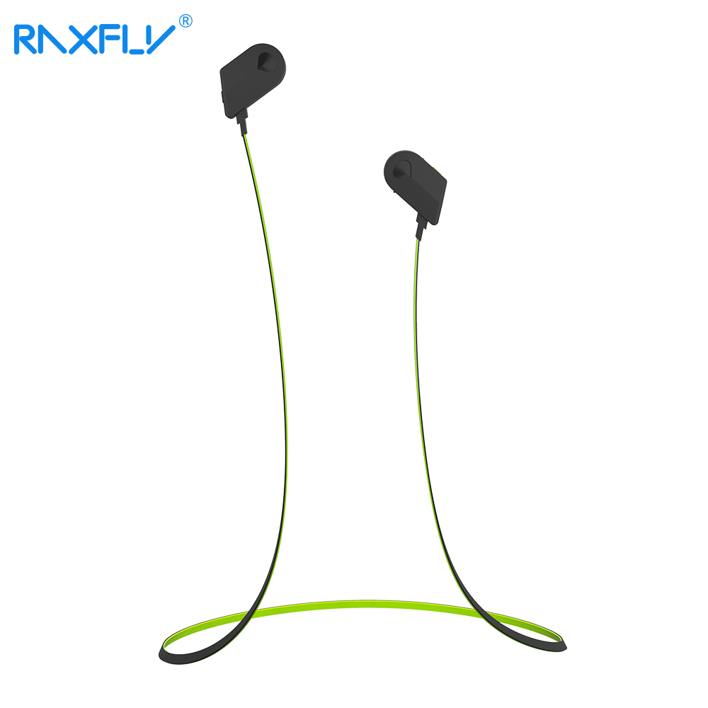 все цены на RAXFLY Bluetooth Earphone In Ear Wireless Earpiece Magnet Switch Stereo Bluetooth 4.1 Sports Headset For iPhone Xiaomi Sumsung