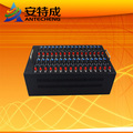 Bulk sms 32 Ports Wavecom Q2403 GSM/GPRS Modem  USB SIM card gsm sms modem pool USSD STK IMEI Free sms software
