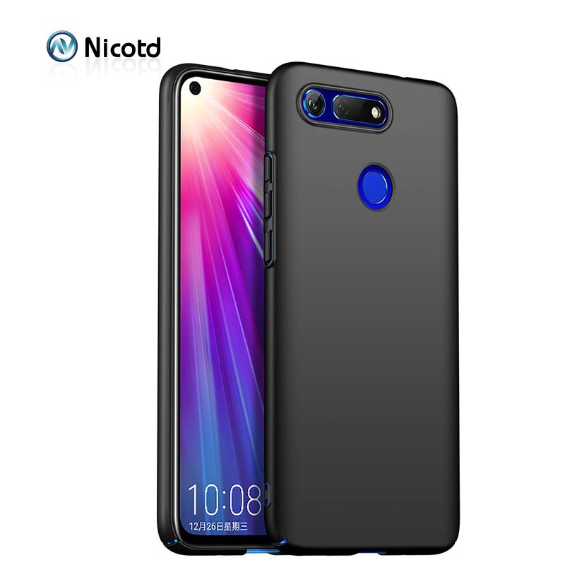 Back Cover For Huawei Honor View 20 Nicotd Case Full Protection Hard PC Matte Phone Cases For Honor View20 View 20 6.4 inch (10)