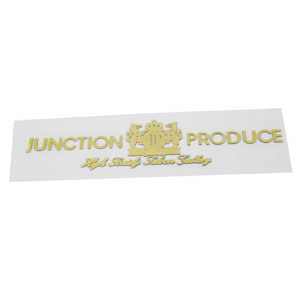 17.9*3cm Car Auto Stickers Decals Letter Vehicle Emblem Logo JP For Junction Produce <font><b>Lexus</b></font> FSport <font><b>RX350</b></font> FUJI SPEEDWAY Infiniti image