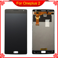 For Oneplus Two Oneplus 2 Full LCD Display Touch Panel Screen Glass Assembly Replacement Parts Free