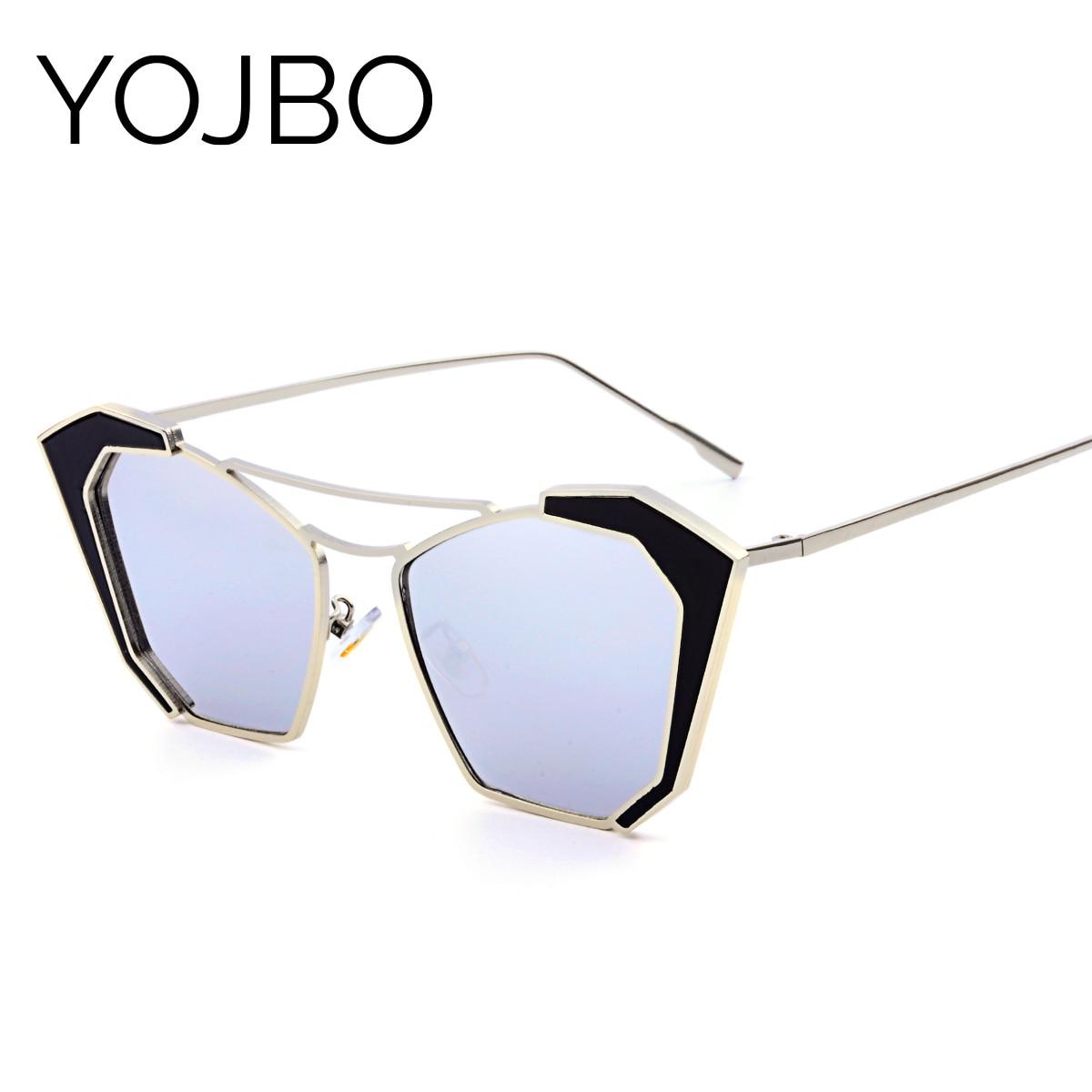 ba7dfc3323 YOJBO Real Polarized Women Sunglasses 2018 Fashion Retro Mirror Sun Glasses  Alloy Vintage Brand Designer Glasses-in Sunglasses from Women s Clothing ...