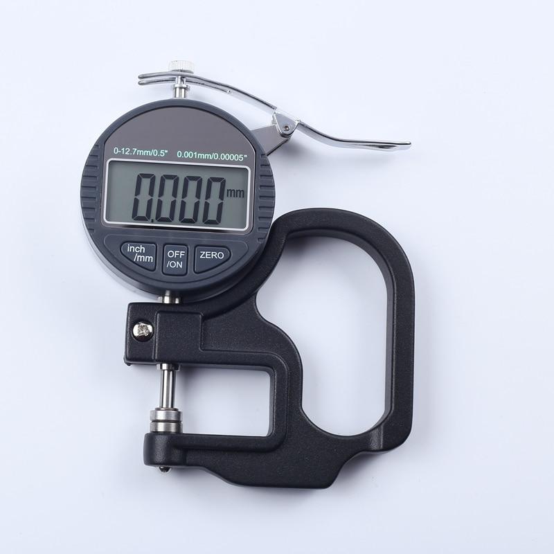 0,001 mm elektrooniline paksusmõõtur 10mm digitaalne mikromeeter - Mõõtevahendid - Foto 2