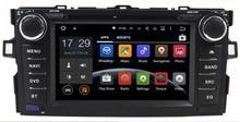 4G LTE 2G RAM Android 8,1 dvd-плеер автомобиля для Toyota Auris 2006 2007 2008 2009 2010 2011 Райдо gps-навигация стерео