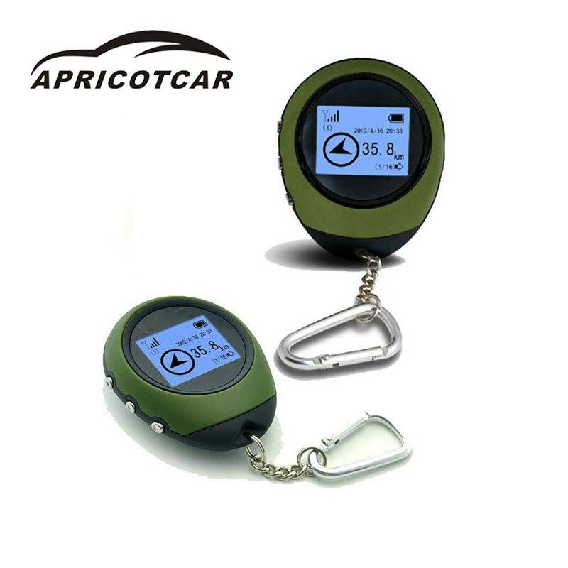 GPS Tracker dispositif de suivi localisateur Portable porte-clés voyage pathfound moto véhicule Sport porte-clés Portable