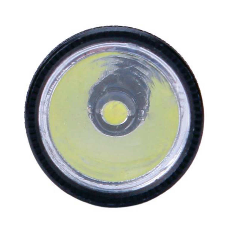 Chips XPE-R3 LED laser pointer Lamp Clip Mini Penlight Flashlight Torch nitecore AAA powerful led flashlight #4S12 (3)